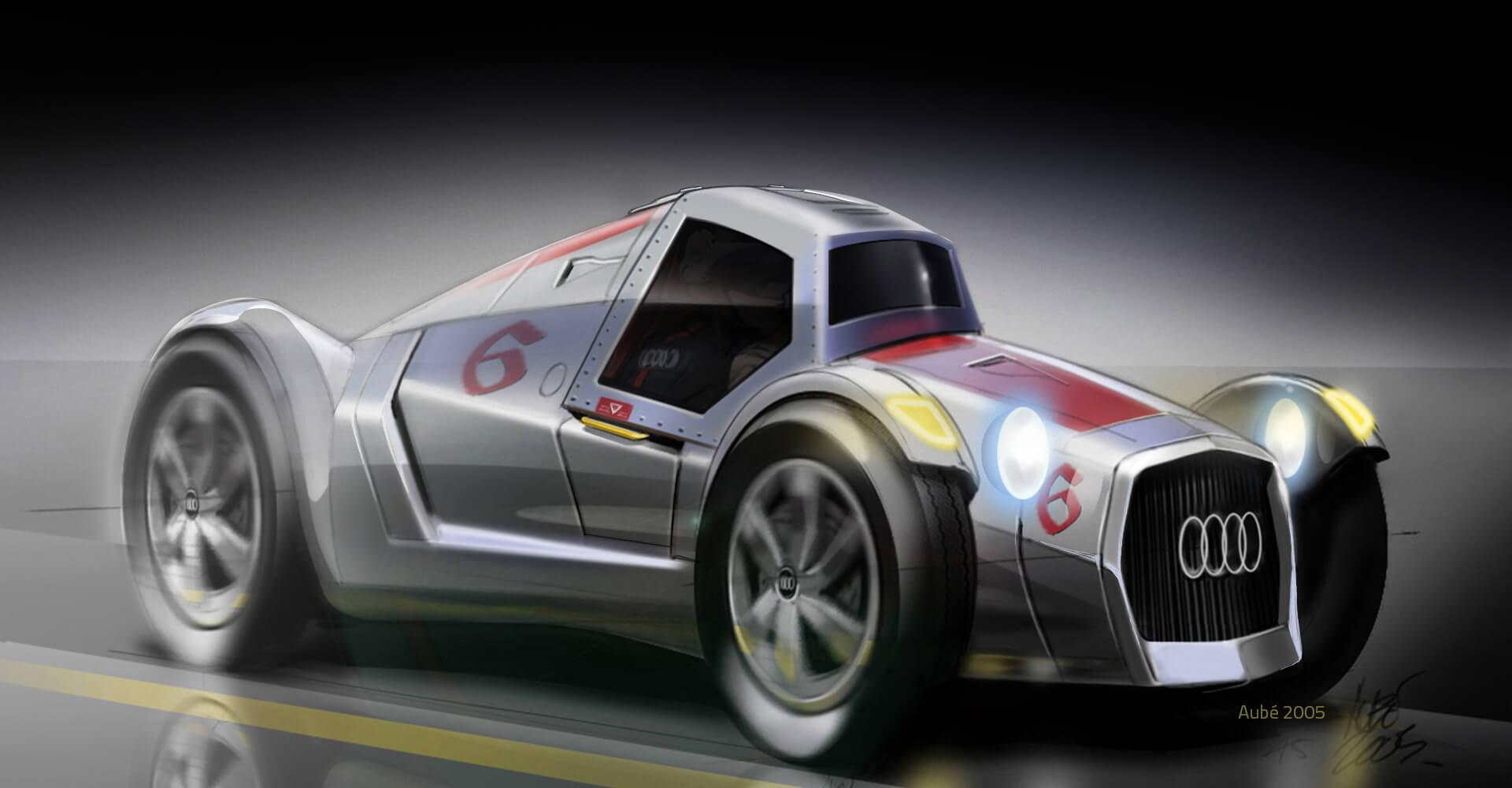 Audi Mono
